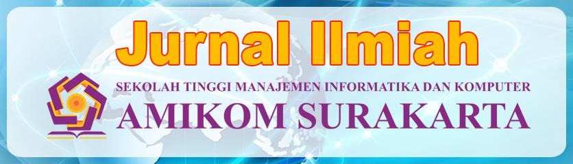 Jurnal AMIK Cipta Darma Surakarta